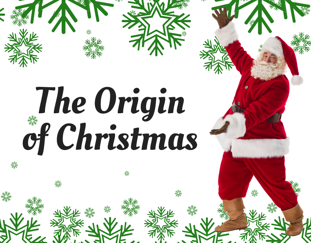 Origin Of Christmas.Origin Of Christmas Babbel Tower