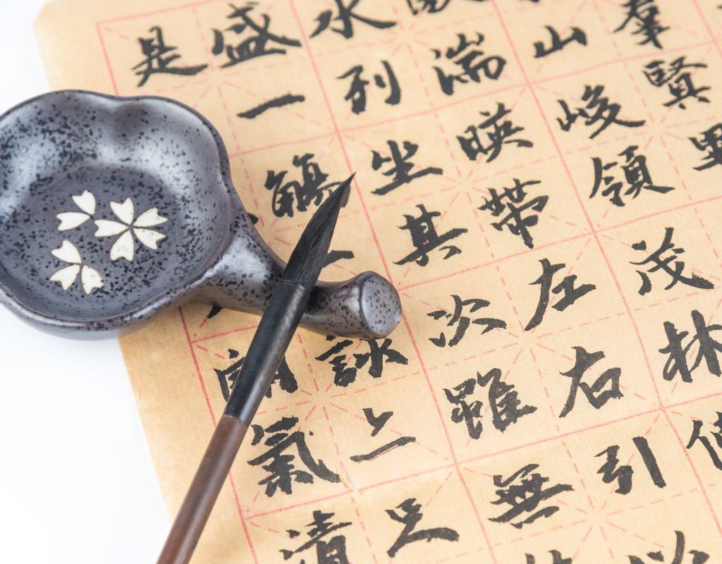Chinese Scripts and Writing System